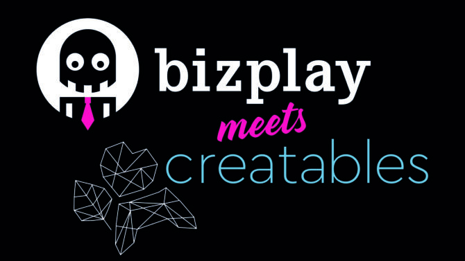 bizplay meets Creatables