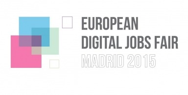 Messe für digitale Jobs, Madrid